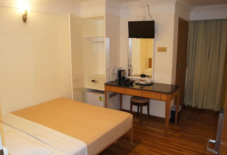 Arianna Hotel, Singapore, Single Room, 1 Single Bed, Guest Room