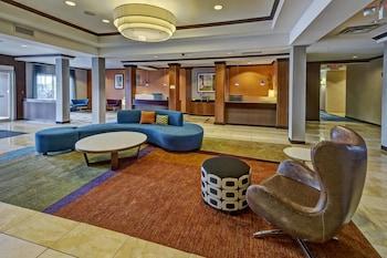 奥克拉荷馬市奧克拉荷馬城機場費爾菲爾德套房酒店的圖片