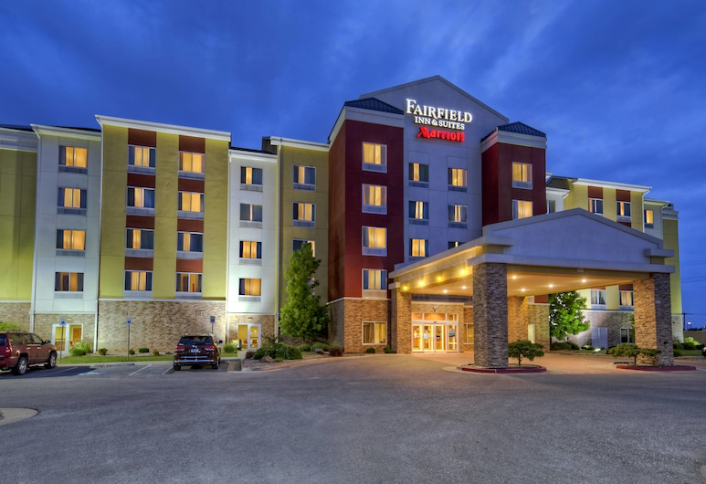 Fairfield Inn & Suites Oklahoma City Airport, Oklahoma City
