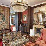 Detalhe do interior (do hotel)