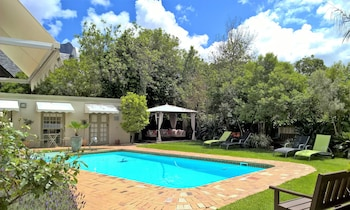 Picture of Wild Olive Guest House in Cape Town