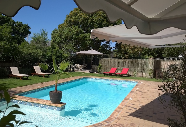 Wild Olive Guest House, Cape Town, Outdoor Pool