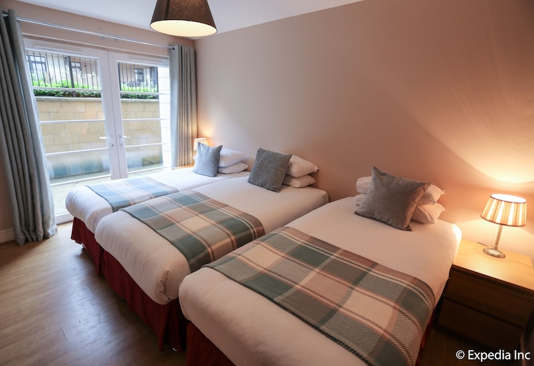 Edinburgh Playhouse Apartments, Édimbourg, Appartement, 3 chambres (sleeping 6), Chambre
