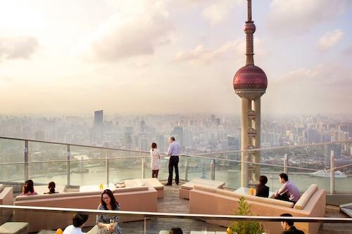上海浦東麗思卡爾頓酒店/