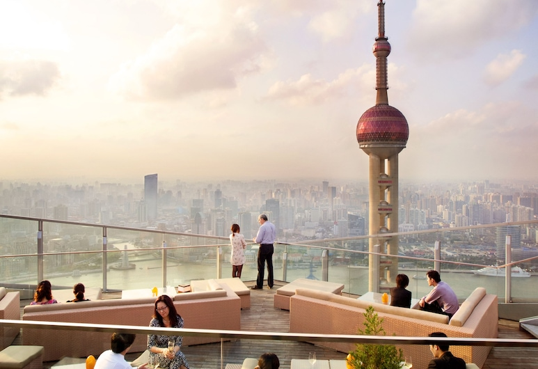The Ritz-Carlton Shanghai, Pudong, Shanghai, Hotelbar