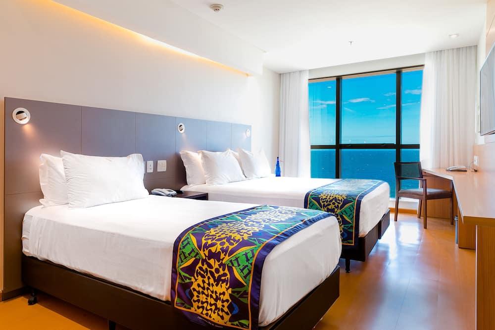 Deluxe Triple Room - Pemandangan Pantai/Lautan