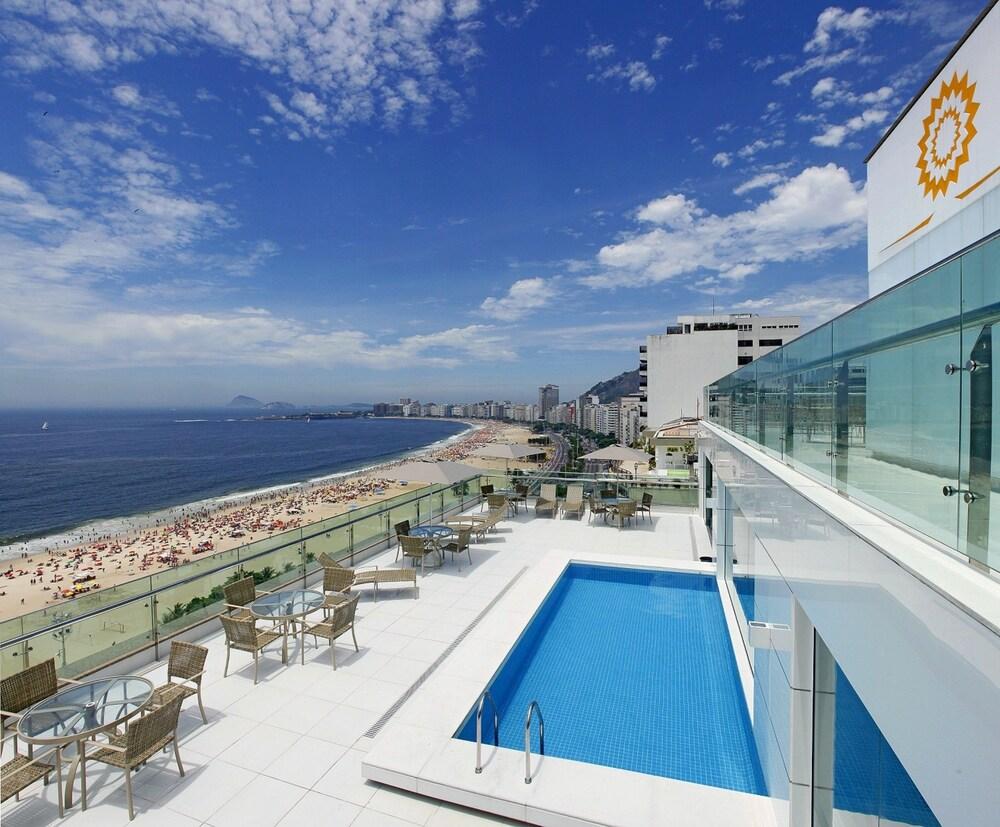 Arena Copacabana Hotel Rio De Janeiro