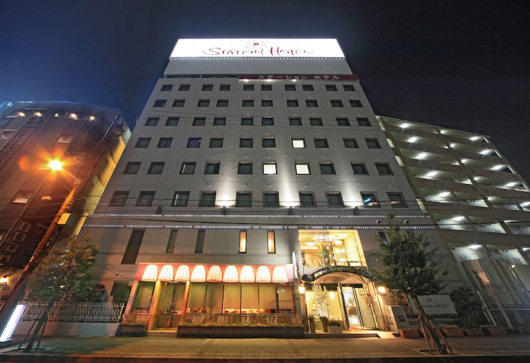 新大阪車站飯店別館, 大阪, 外觀