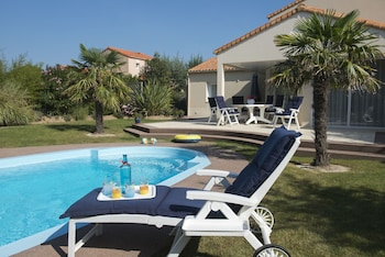 Selline näeb välja Oasis parcs - Jardins des Sables d'Olonne, Chateau-d'Olonne
