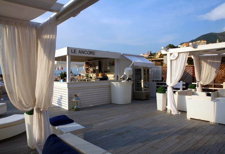 Le Ancore, Vico Equense, Restaurante al aire libre