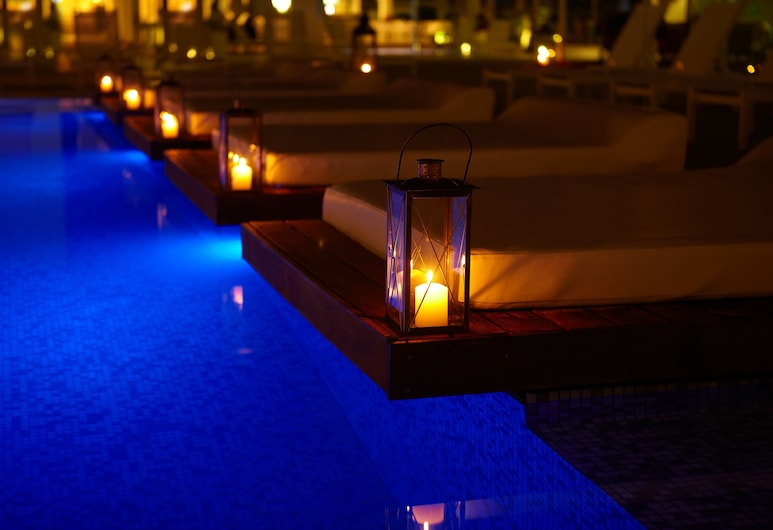 Melpo Antia Luxury Apartments & Suites, Αγία Νάπα, Πισίνα