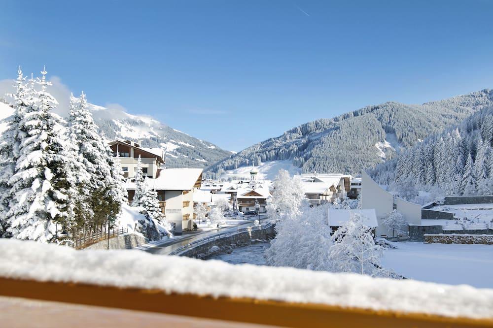Superior Δίκλινο Δωμάτιο (Double), Μπαλκόνι, Θέα στο Βουνό (Bergduft) - Θέα στο βουνό