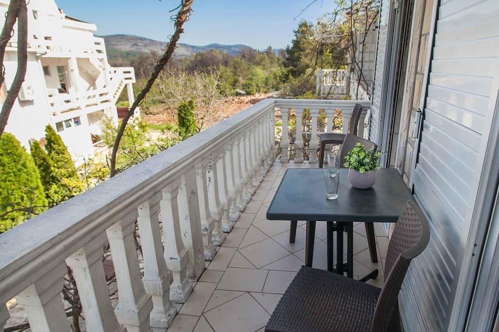 Standard Apartment, 2 Bedrooms, Terrace - Balcony