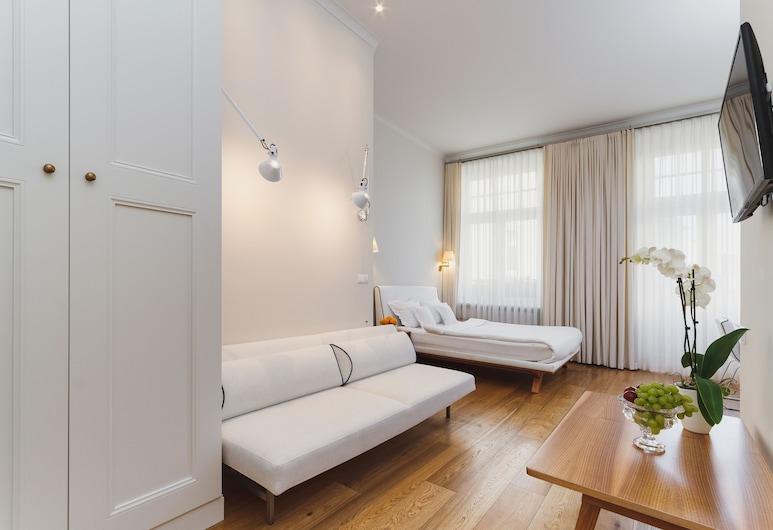 Apartamenty Bracka 6, Krakow, Studio typu Deluxe, Pokoj