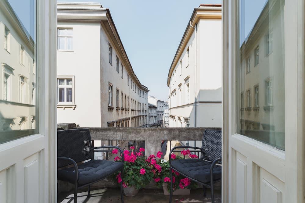 Estudio Deluxe - Balcón