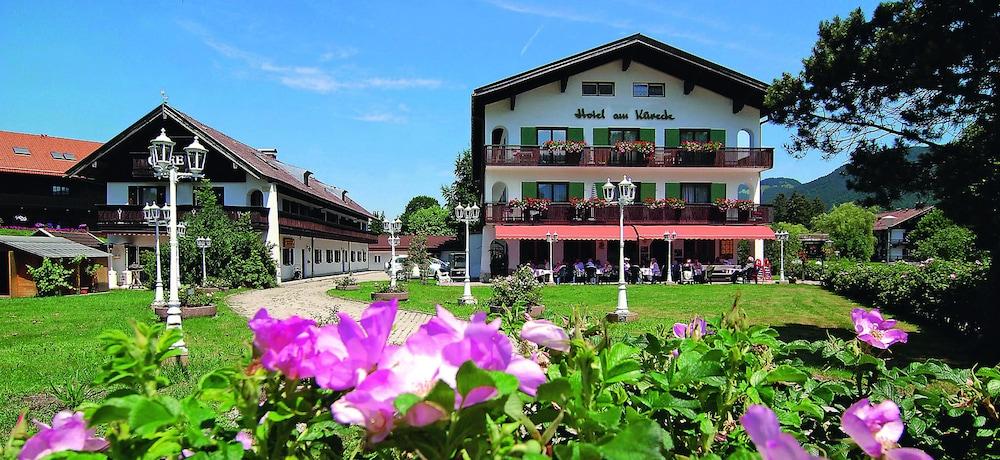 Hotel Garni Am Kureck, Bad Wiessee
