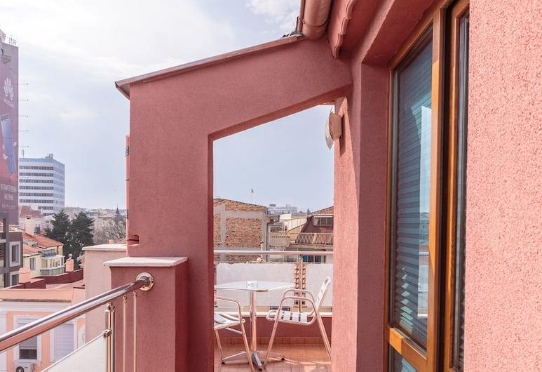 Guest House Fotinov, Burgas, Terrasse/Patio