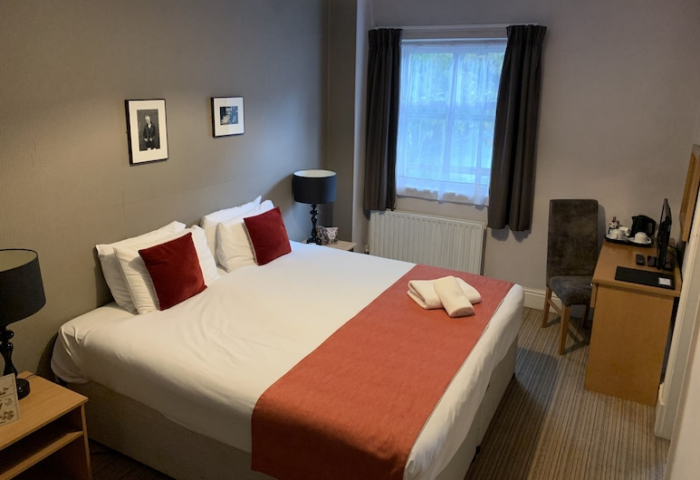 The Oxnoble, Manchester, King Size, Guest Room