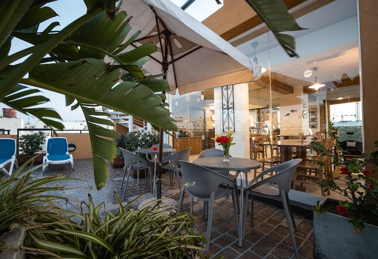 Sunseeker Holiday Complex, St. Paul's Bay, Terrace/Patio