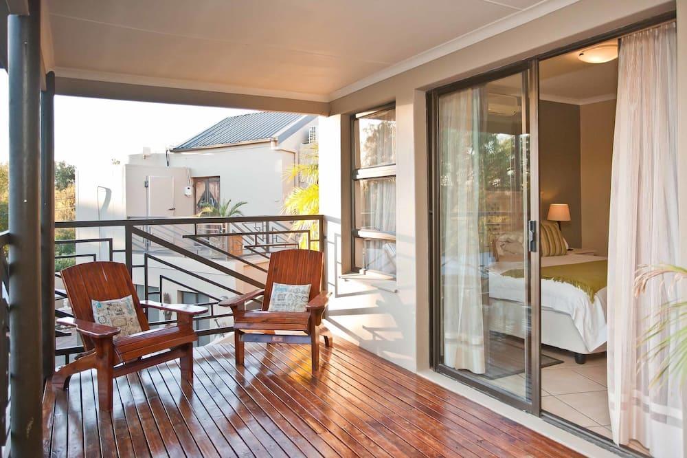 Double Room, Garden View - Balcony