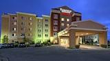Nuotrauka: Fairfield Inn & Suites by Marriott Oklahoma City-Warr Acres, Oklahoma Sitis