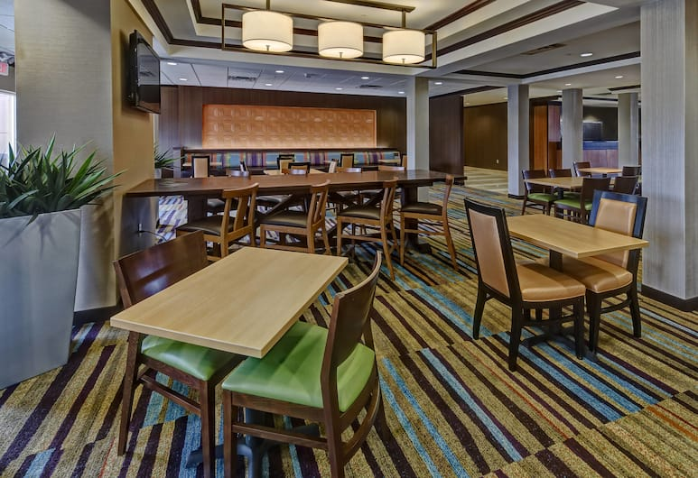 Fairfield Inn & Suites by Marriott Oklahoma City-Warr Acres, Oklahoma City, Restaurant