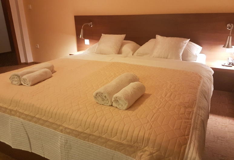 Ahar Hotel, Sarajevo, Double Room, Guest Room