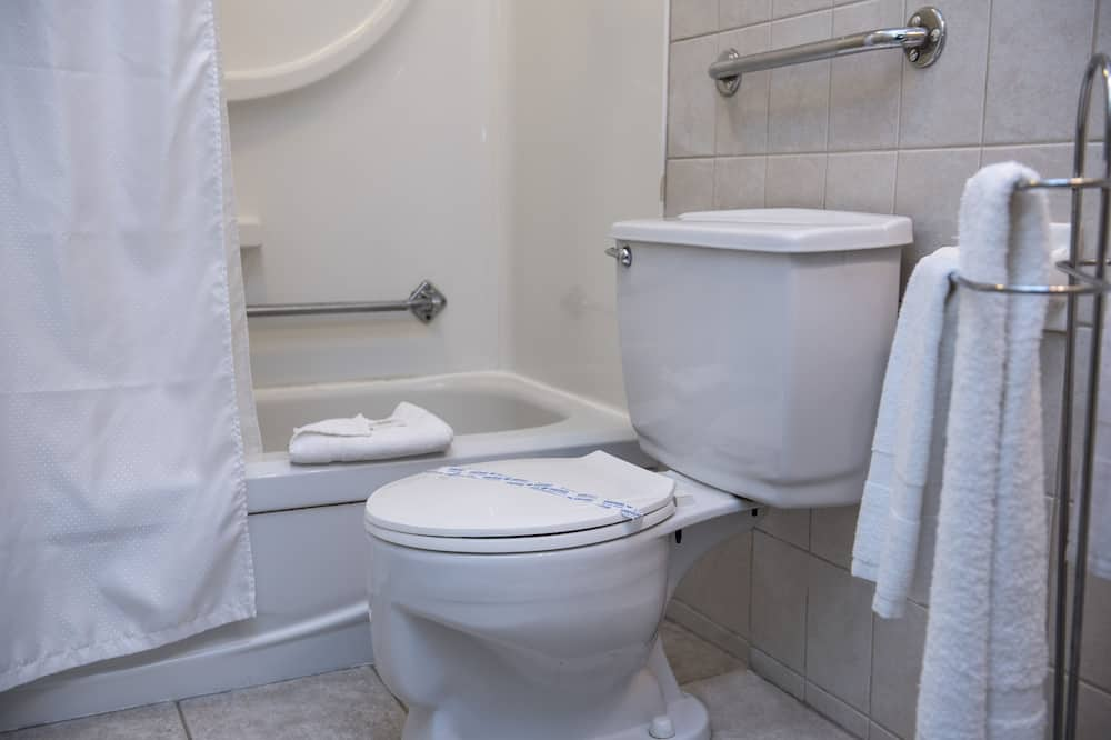 Rodinný pokoj (Classique) - Koupelna