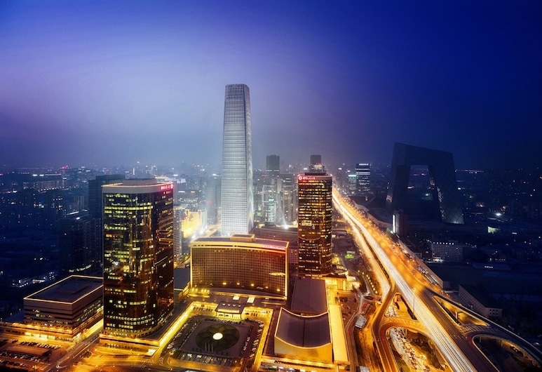 Shangri-La China World Summit Wing, Beijing, Beijing