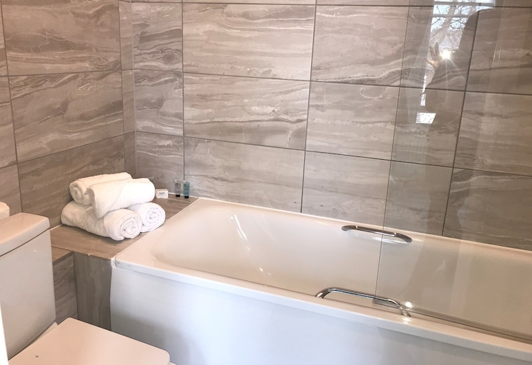 Ravna Gora, Londres, Chambre Double Supérieure, salle de bains attenante, Chambre