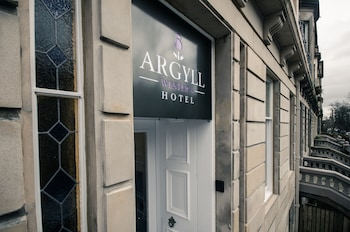 Picture of Argyll Western Hotel in Glasgow