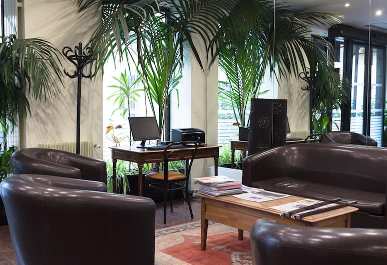 Home Latin, Paris, Lobbylounge