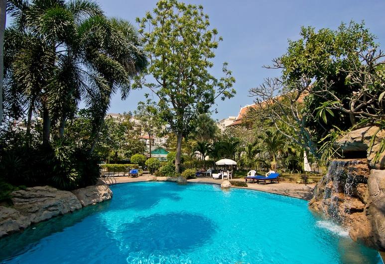 Bella Villa Pattaya 3rd Road, Pattaya, Hồ bơi ngoài trời