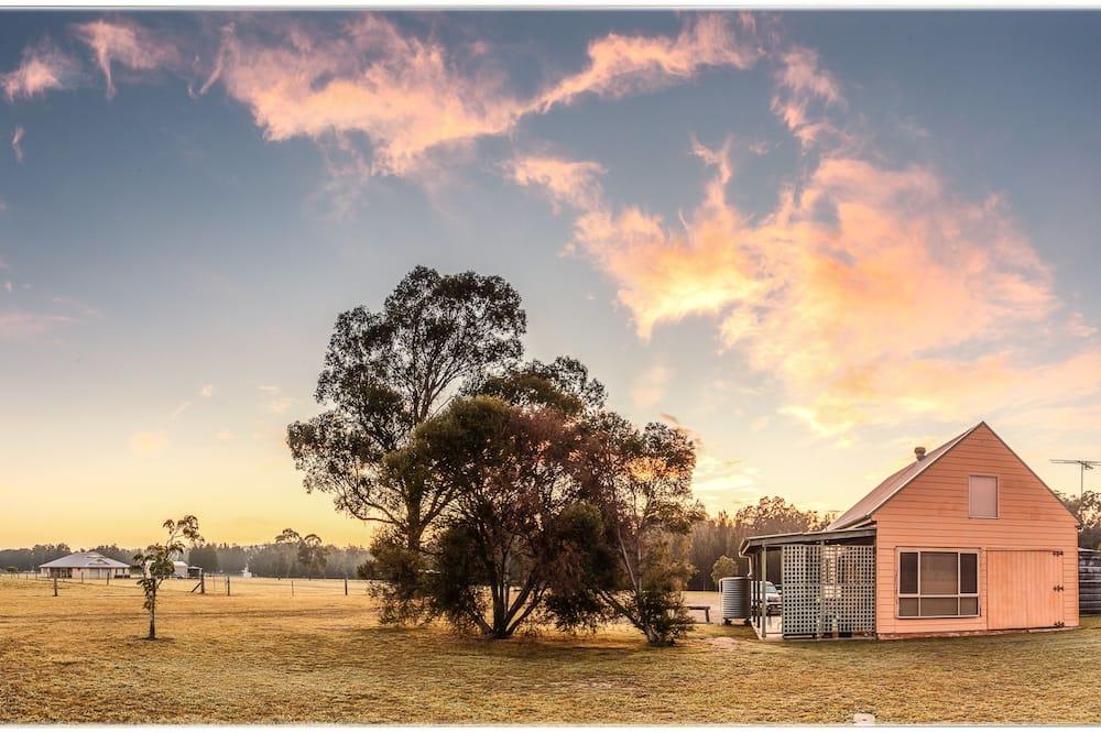 Huvila, 2 makuuhuonetta (Barn Cottage) - Huone
