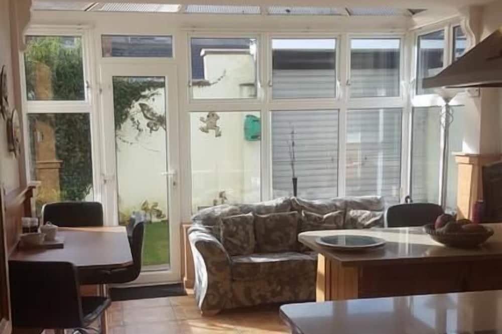 Standard-dobbeltværelse - Opholdsområde