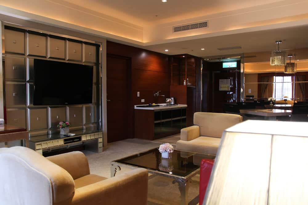 Premier Suite - Ruang Tamu