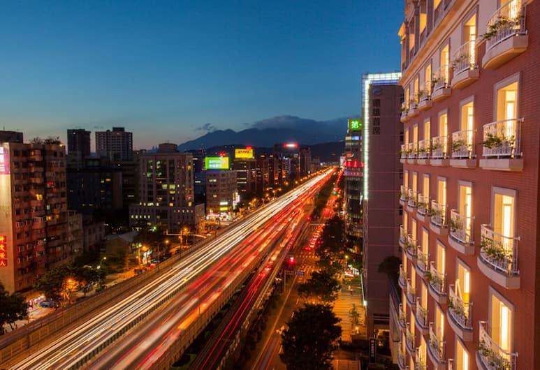 Capital Hotel Taipei, Taipei, Uitzicht vanaf hotel