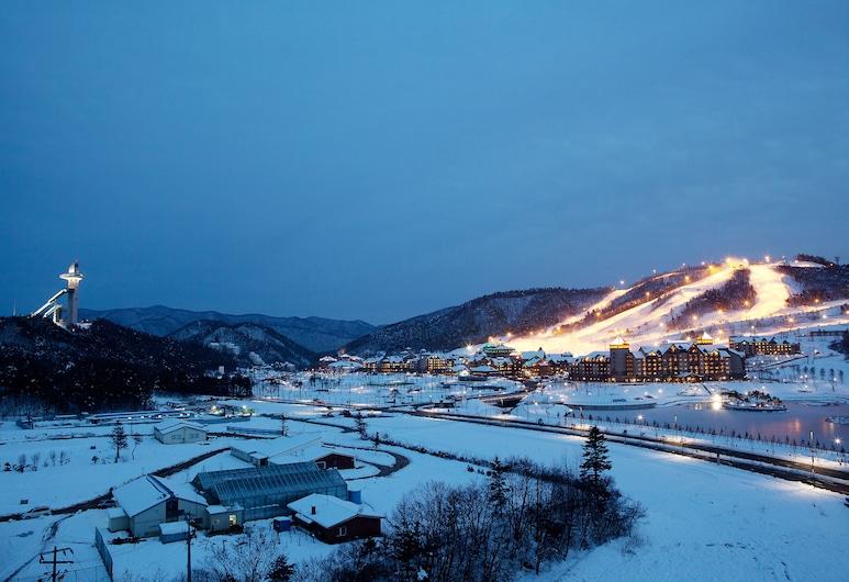 InterContinental Pyeongchang Resort Alpensia, Pyeongchang, Skiing
