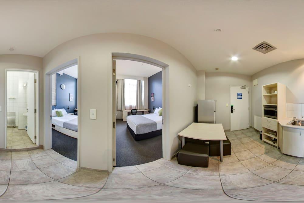 Apartmán, viacero postelí - Hosťovská izba