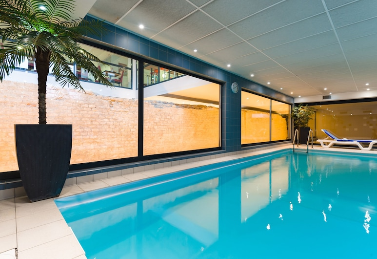 Lagrange Apart'HOTEL Strasbourg Wilson, Strazburg, Kapalı Yüzme Havuzu