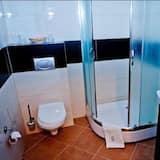 Einzelzimmer, 1Einzelbett - Badezimmer