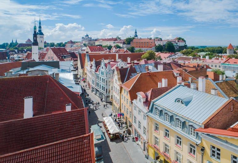 Meriton Old Town Garden Hotel, Tallinn, Vista aerea