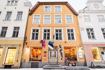 Selline näeb välja Meriton Old Town Garden Hotel, Tallinn