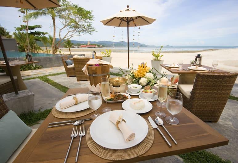 蘇梅島迪瓦海灘度假村, 蘇梅島, 餐飲
