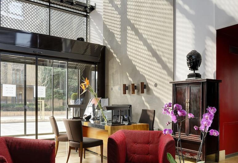 Milan Suite Hotel, Milan, Lobby Sitting Area