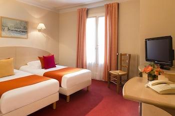 Introduce las fechas para ver los descuentos de hoteles en París
