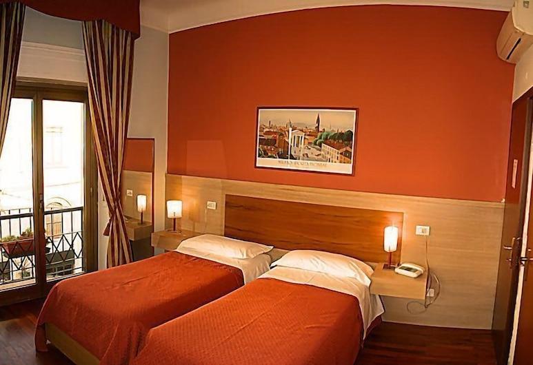 Hotel Dover, Milano, Camera