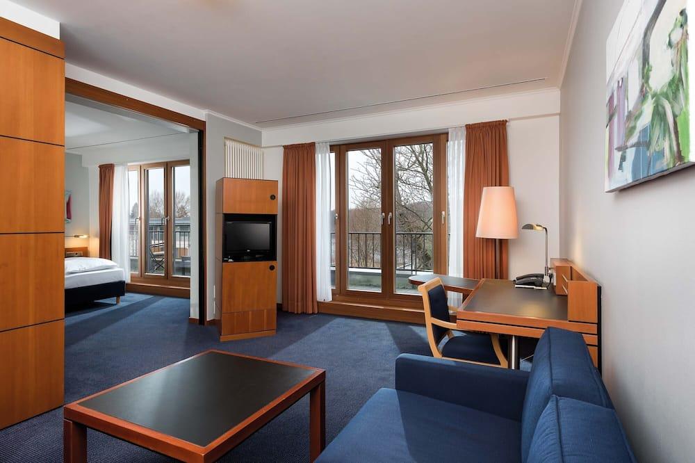 Suite Plus - Living Area