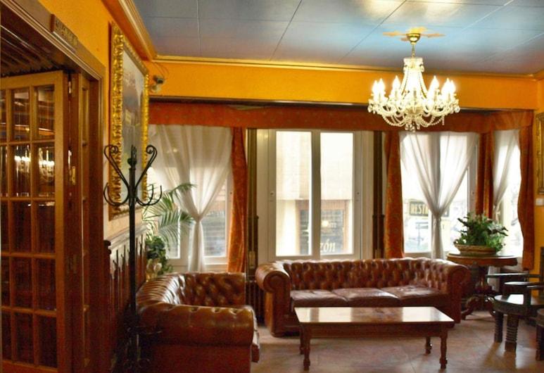 Hotel Mur, Jaca, Hotellin sisätilat