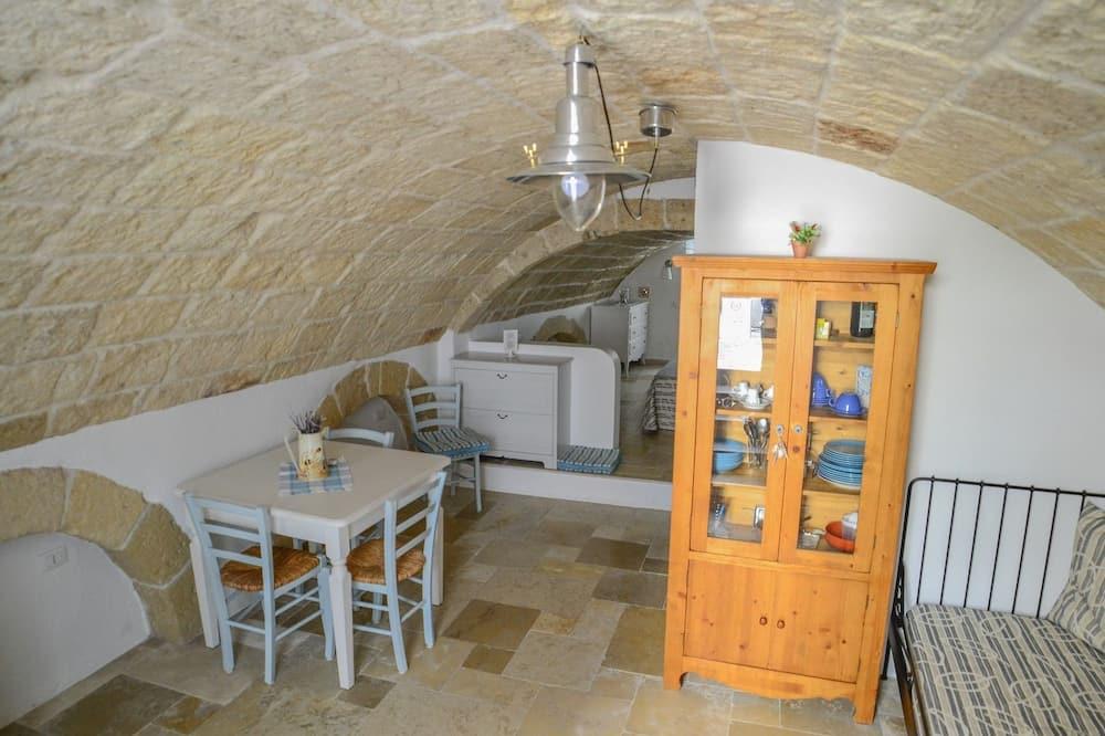 Дизайнерська студія, 1 спальня - Обіди в номері